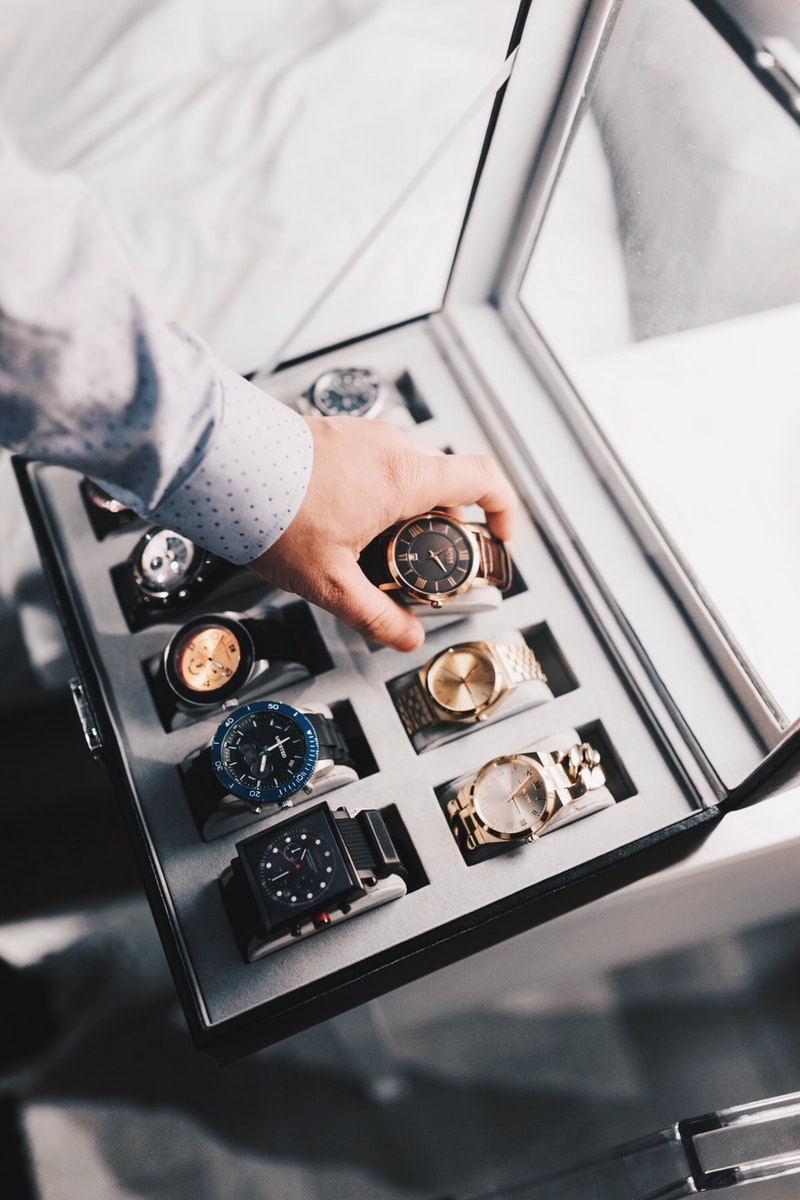 watch box for automatic watches